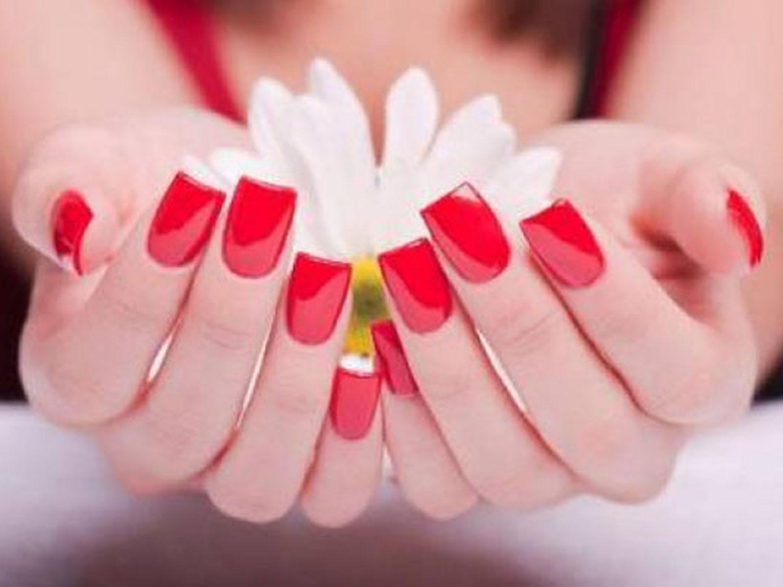 Красивый пост про ногти